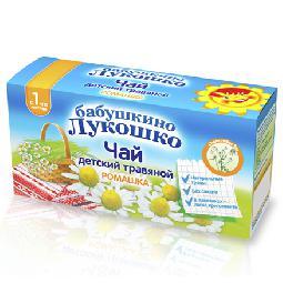 Чай Бабушкино лукошко Ромашка