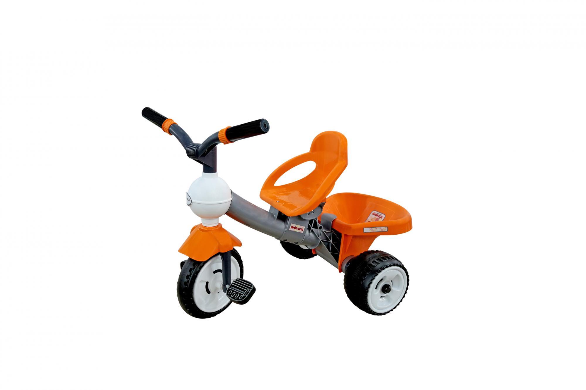 Велосипед 3-х колёсный «Дидактик»