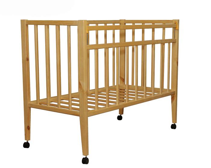 Детская кроватка, цвет береза или темный орех