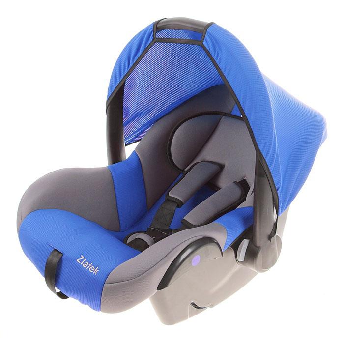 Автокресло Colibri группа 0+ (0-13 кг), цвет синий