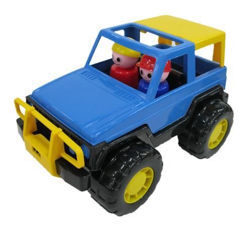 Автомобиль джип «Вояж»