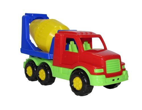 «Максик», автомобиль-бетоновоз