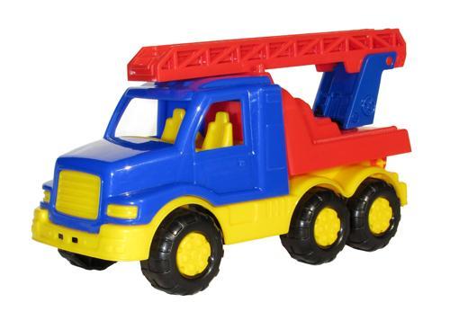 «Максик», автомобиль-пожарная спецмашина