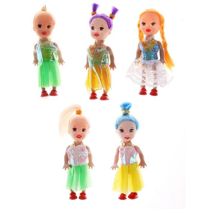 Кукла малышка «Подружки»