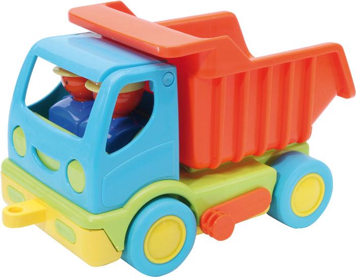 Автомобиль-самосвал «Мой первый грузовик» (+2 фигурки в кабине)