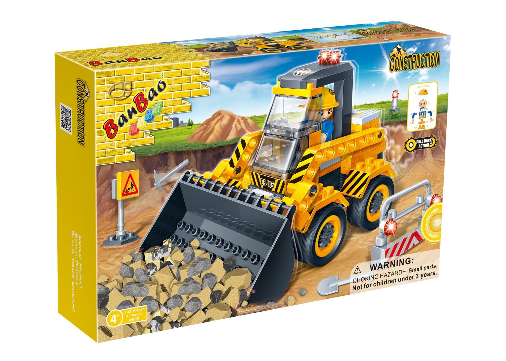 Конструкторы BANBAO (конкурент LEGO)