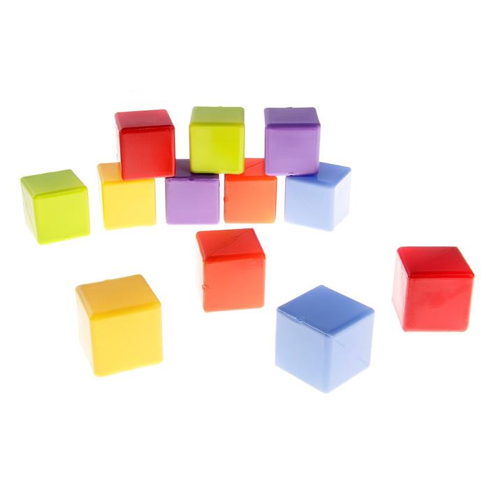 Кубики «Детские», 12 элементов