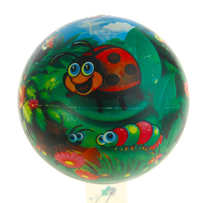Мяч детский «Божья коровка»