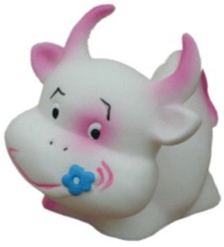 игрушка из ПВХ Корова