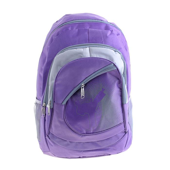 Рюкзак «Каратист», 1 отдел, 3 наружных и 2 боковых кармана