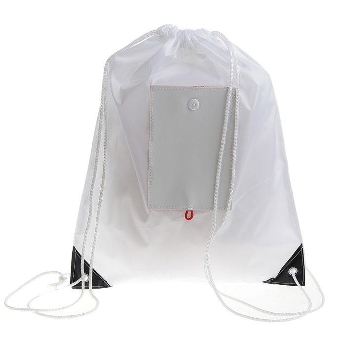 Рюкзак складной, нейлоновый, с усиленными уголками