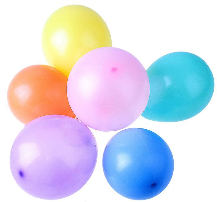 Воздушные шары, 17,5 см