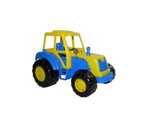 Мастер, трактор