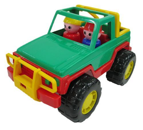 Автомобиль джип «Сафари»