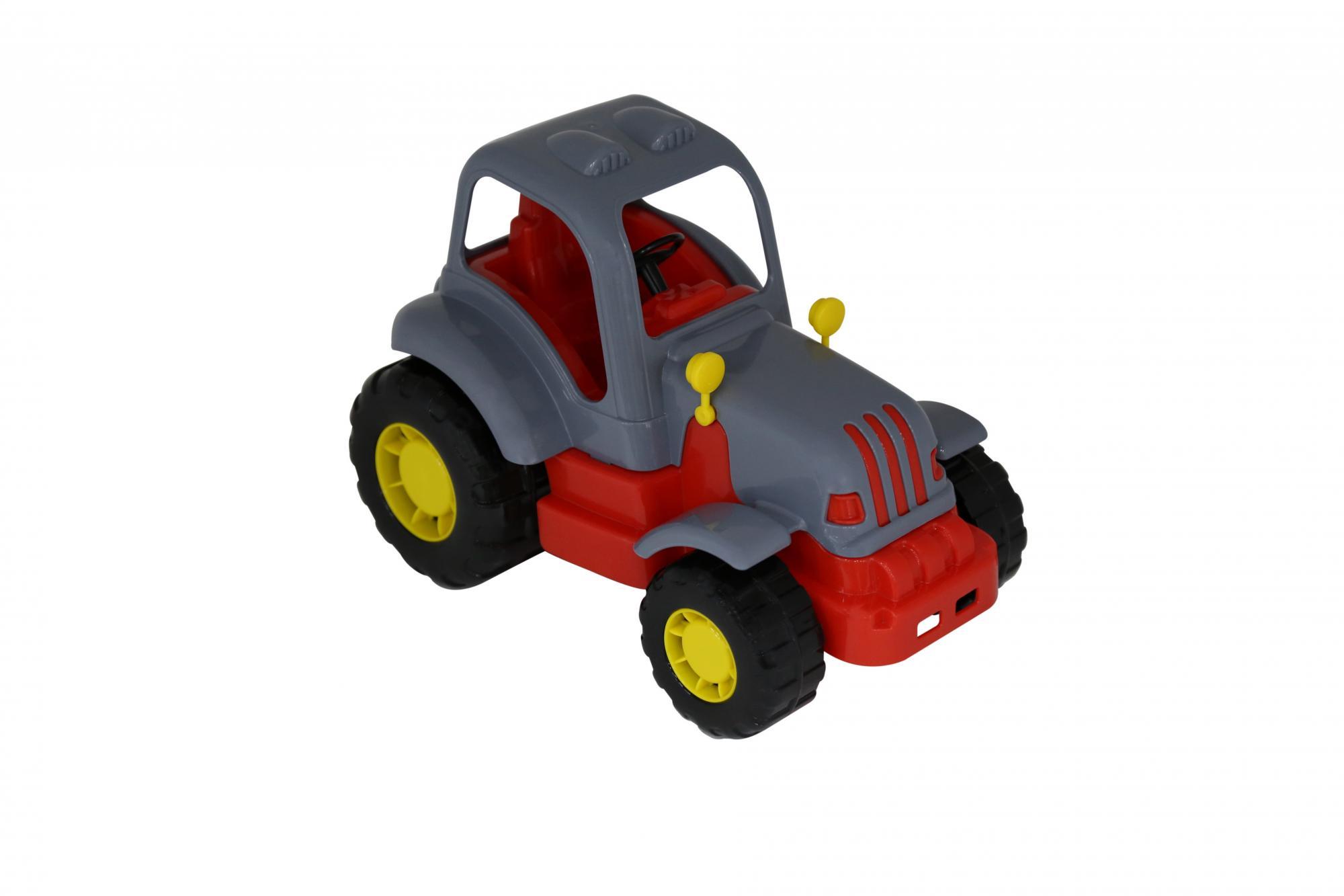 «Силач», трактор