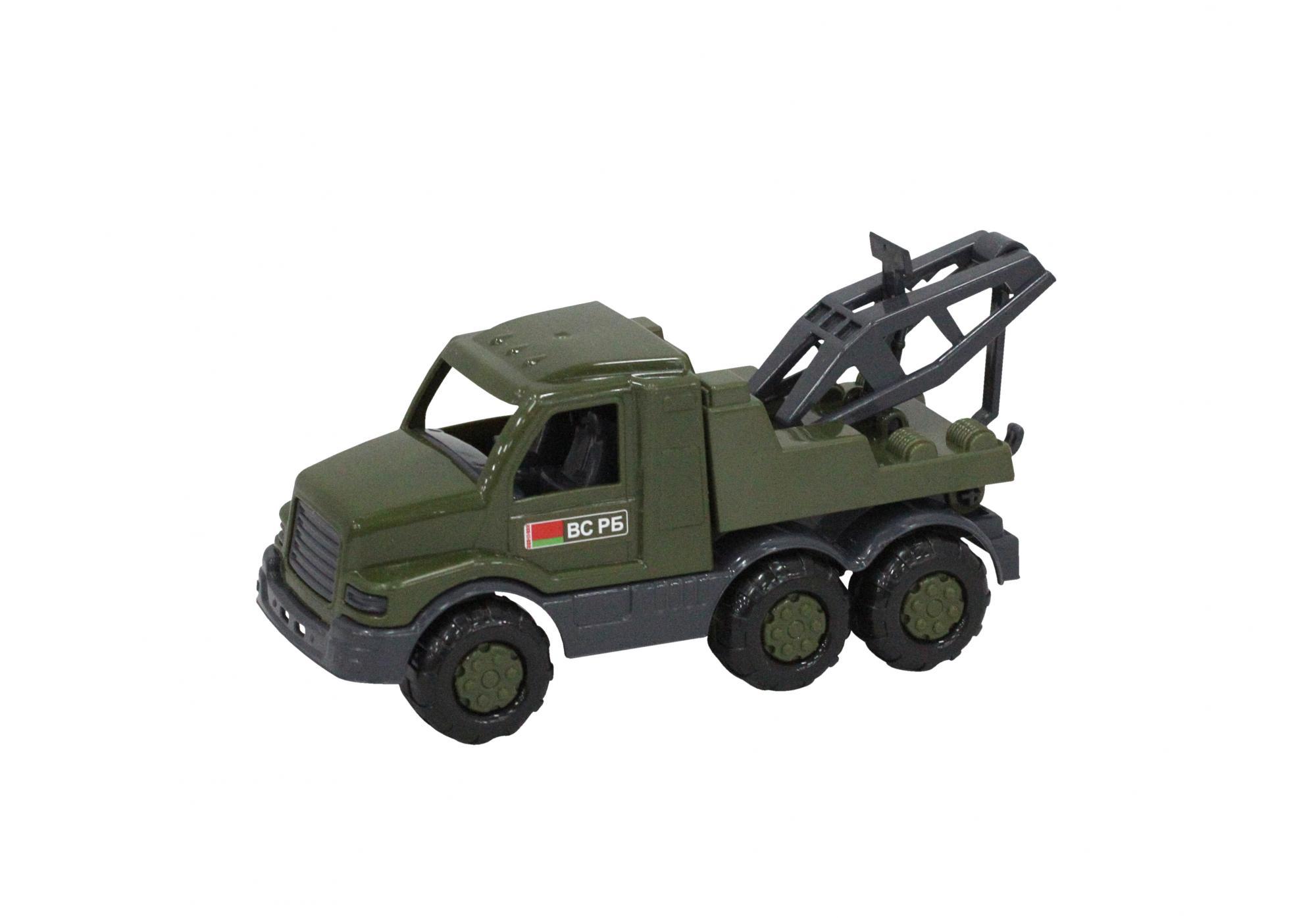«Максик», автомобиль-эвакуатор военный