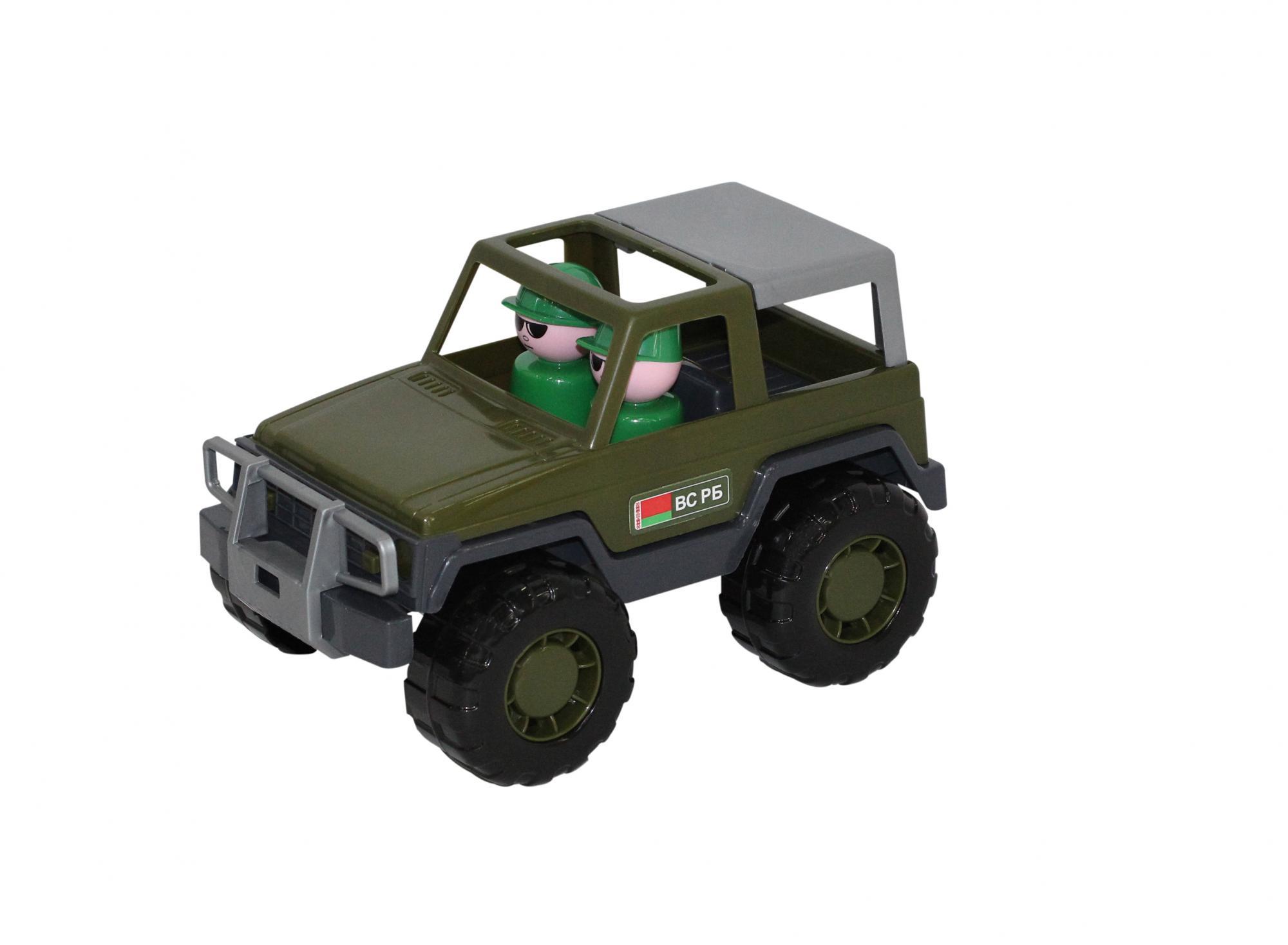 «Вояж», автомобиль джип военный (Республика Беларусь)