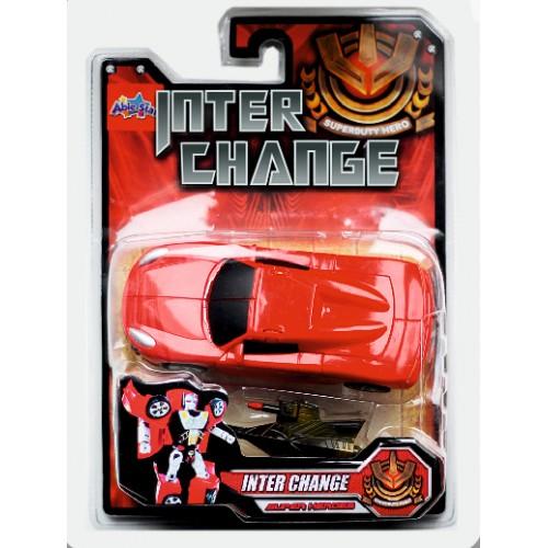 Робот — трансформер «Гоночный автомобиль»