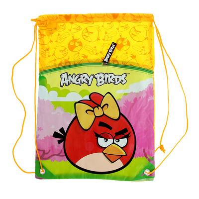 Мешок для обуви «Angry birds»