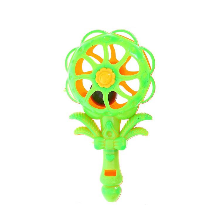 Погремушка «Цветочек»