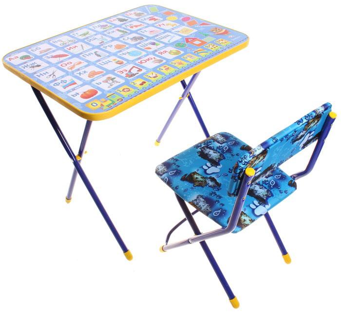 Набор детской мебели «Познайка. Азбука»