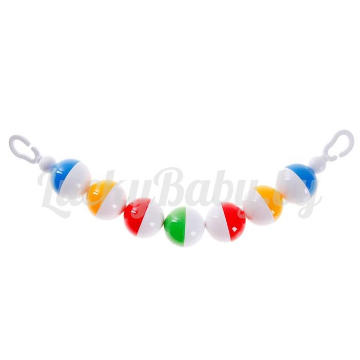 Погремушка-подвеска «Набор шариков»