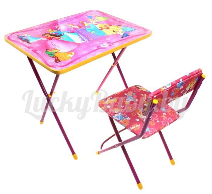 Набор детской мебели «Познайка. Принцесса»