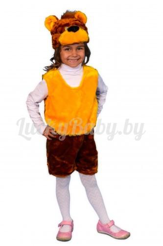 Детский карнавальный костюм «Мишка»