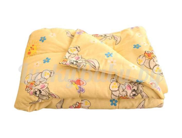 Одеяло детское 140х110 см