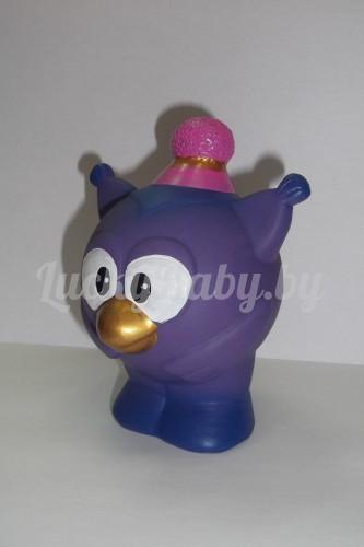 Совушка-шарик