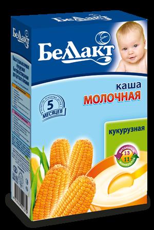 Каша кукурузная